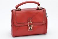 Handtasche Rot
