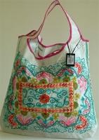 Strandtasche Pink - Indien Summer