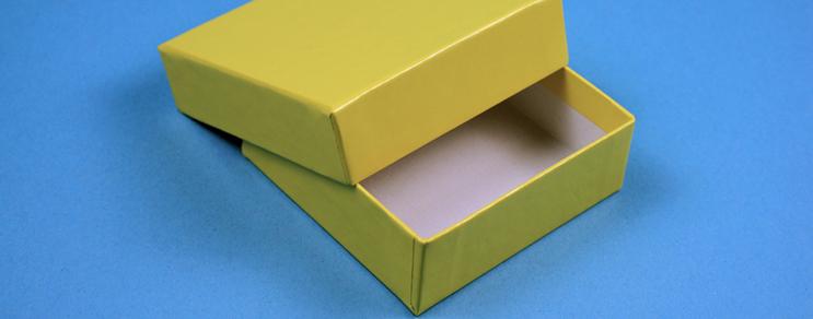Gift box 13,6x13,6x2,5 cm