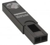 Smellkiller - Zielonka Squeezee - Pocket ashtray (black)