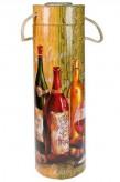 """Bottle Box """"wine"""" green"""